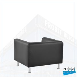 Loungesessel schwarz