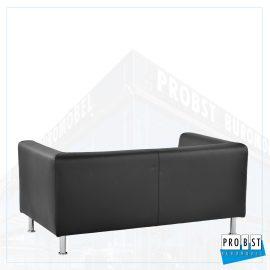 Loungesofa schwarz