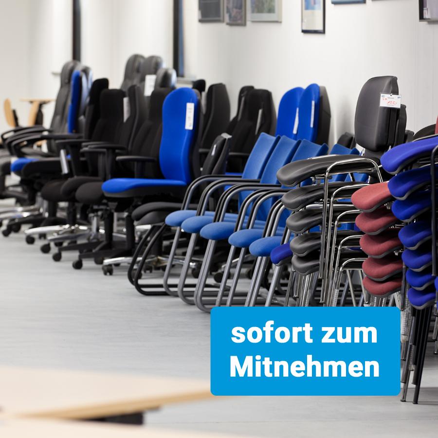 Bürostühle 1./2. Wahl