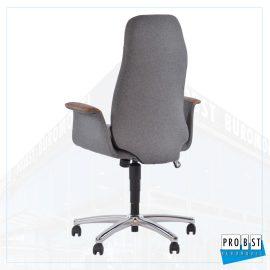 Bürodrehstuhl Flügelarmlehne