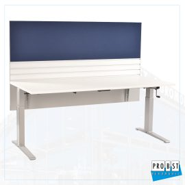 Schreibtisch weiss